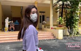 Hoa hậu Khánh Vân đã về Việt Nam sau Miss Universe 2020, hé lộ hình ảnh đang ở khu cách ly