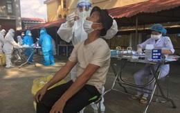 Đẩy mạnh xét nghiệm và thực hiện nghiêm quy định phòng, chống dịch để dập dịch tại Quế Võ, Bắc Ninh