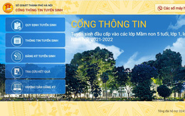 Thí sinh Hà Nội làm thủ tục nhập học trực tuyến vào lớp 10 như thế nào?