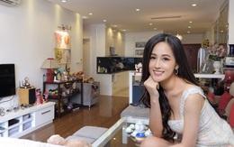 Căn nhà ngập đồ lưu niệm của Hoa hậu Mai Phương Thúy