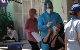 Bà Rịa-Vũng Tàu: Người đàn ông bán vé số dương tính SARS-CoV-2