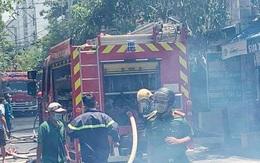 Hỏa hoạn thiêu rụi 3 căn nhà ở TP Thủ Đức