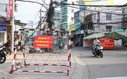 TP HCM: Nới lỏng kiểm tra tại các chốt kiểm soát y tế ở Gò Vấp