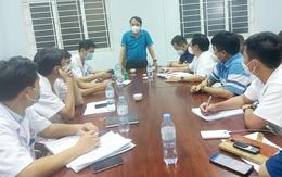 Phong tỏa 1 khu trong BV Hữu nghị đa khoa Nghệ An có ca dương tính SARS-CoV-2