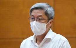 """Thứ trưởng Nguyễn Trường Sơn: """"Hy vọng TP HCM đang đạt đỉnh dịch và sẽ giảm dần"""""""