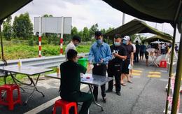 Quảng Ninh không chấp nhận kết quả xét nghiệm bằng test nhanh kháng nguyên cho người vào địa bàn