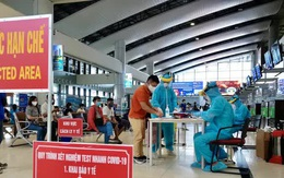"""Tổ chức chuyến bay """"trọn gói"""" đưa người từ TP HCM và các tỉnh phía Nam về địa phương"""
