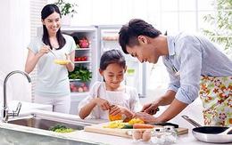 Sắp xếp nhà bếp sai phong thủy vợ chồng có thể mâu thuẫn, làm ăn không có tài lộc