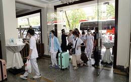 Tổng Công ty Du lịch Sài Gòn hỗ trợ cho đội ngũ y tế từ Miền Bắc vào TP.HCM phòng chống dịch