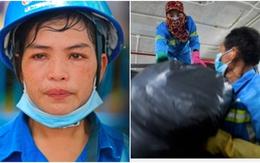 Cảnh đời rơi nước mắt của những công nhân thu dọn rác bị nợ lương và câu chuyện cổ tích đến từ trái tim