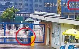 """Thông tin mới nhất về vụ việc """"nam sinh Hà Nội đi thi muộn, gào khóc thảm thiết trước cổng trường"""""""