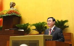 Toàn văn phát biểu khai mạc Kỳ họp thứ nhất - Quốc hội khóa XV của Chủ tịch Quốc hội Vương Đình Huệ