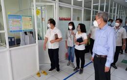 Bộ Y tế tư vấn tránh đứt gãy sản xuất, bảo đảm an toàn cho người lao động tại TP.HCM
