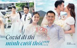 Ngày hết 'Cô vy', 5 couple Vbiz rộn ràng tổ chức tiệc cưới: Dàn khách mời của Phan Mạnh Quỳnh gây choáng, 1 đôi có luôn con đầu lòng!