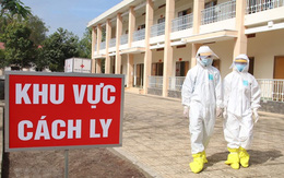 Vĩnh Phúc: 18 công dân trở về từ TP.HCM dương tính SARS-CoV-2