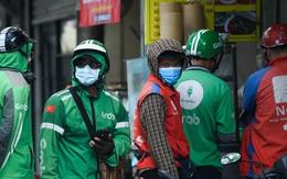 Shipper tại Hà Nội đổ xô ra đường chạy kiếm thêm