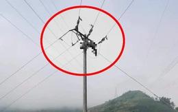 Lào Cai: Người đàn ông tử vong khi sửa chữa đường điện cao thế