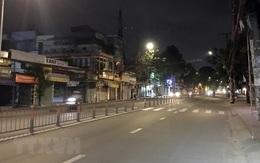 Từ 26/7, người dân TP.HCM không được ra đường sau 18h hằng ngày
