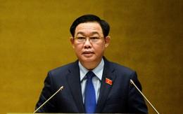 Toàn văn phát biểu bế mạc Kỳ họp thứ nhất - Quốc hội khóa XV của Chủ tịch Quốc hội Vương Đình Huệ
