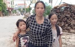 """Lời khẩn cầu của 2 con thơ mồ côi bố mong cứu """"đôi chân voi"""" của mẹ vì căn bệnh quái ác"""