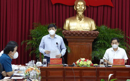 Bộ trưởng Bộ Y tế: Sẵn sàng đưa vào hoạt động Trung tâm Hồi sức vùng 500 giường tại Cần Thơ