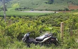Tông đổ cọc tiêu ven quốc lộ 6, nam thanh niên đi xe máy tử vong tại chỗ