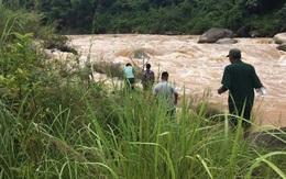 Lai Châu: Hai công nhân thủy điện bị lũ suối cuốn trôi