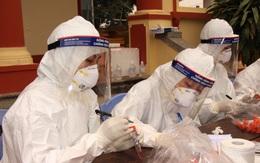 Thông tin mới nhất về đoàn tình nguyện Đại học Kỹ thuật Y tế Hải Dương chống dịch tại TP.Hồ Chí Minh