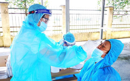 Người phụ nữ ở Thanh Hóa phát hiện dương tính sau tai nạn giao thông