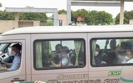 30 thầy thuốc Bệnh viện Bệnh nhiệt đới Trung ương vào TP HCM chống dịch