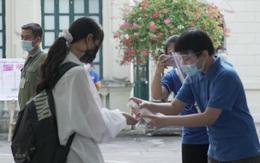 Thí sinh bị tai nạn, dương tính với SARS-CoV-2 có được đặc cách tốt nghiệp THPT?