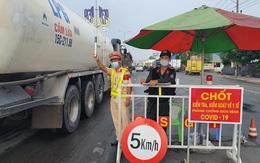 3 tài xế chở hàng ở Hà Nội dương tính SARS-CoV-2