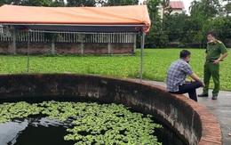 Hà Nội: Phát hiện thi thể người phụ nữ dưới giếng nước