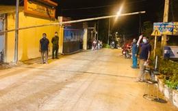 Đang cách ly tại nhà người phụ nữ ở Thanh Hóa vẫn đưa con ra chợ, ăn sáng