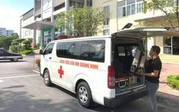 Quảng Ninh tiếp tục chi viện nhân lực y tế cho TP Hồ Chí Minh chống dịch