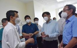 Khẩn trương tiếp nhận bệnh nhân tại 4 Trung tâm Hồi sức tích cực ở TP.HCM