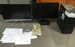 Bắc Giang: Triệt phá đường dây đánh bạc qua mạng hàng chục tỷ đồng