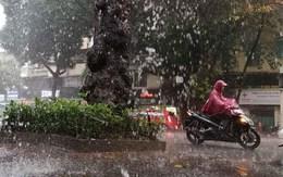Nắng nóng xen kẽ 1 ngày, miền Bắc lại sắp đón mưa dông diện rộng