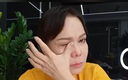 Việt Hương bật khóc: Tôi phải lên tiếng, không thể chịu được nữa rồi