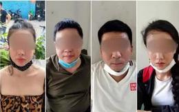 Nhiều đôi nam nữ mở tiệc ma túy tại khu vực biển Đà Nẵng