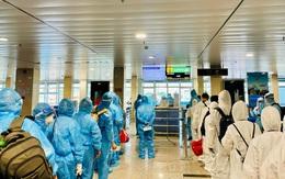 Bamboo Airways bay chuyên cơ khứ hồi đưa gần 200 y bác sĩ từ miền Trung vào TP HCM chống dịch