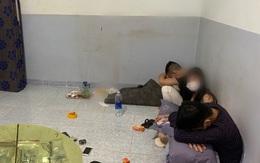 Ba thanh niên làm sinh nhật bằng ma túy giữa mùa dịch ở Đắk Nông