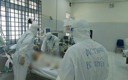 Tâm sự của thầy thuốc ở Khu hồi sức tích cực COVID-19 BVĐK Bình Dương