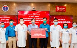 175 thầy thuốc Viện Huyết học sẵn sàng lên đường chi viện TP HCM điều trị COVID-19