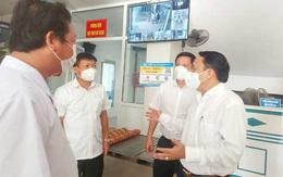 Bệnh viện dã chiến số 2 ở Nghệ An đi vào hoạt động