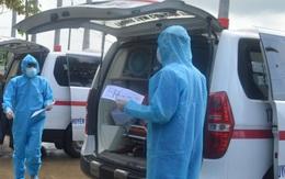 Trước khi có kết quả dương tính, 2 tài xế xe tải ở Thái Bình đã đi những đâu?