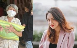 Mẹ 84 tuổi phụ Phương Thanh vác gạo, Hương Giang đấu giá đồng hồ 900 triệu mua máy thở