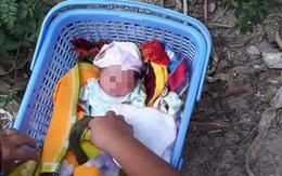 Bé gái 2 ngày tuổi bị bỏ rơi dưới gốc cây xoài