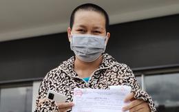 Sản phụ sinh con tại phòng hồi sức cấp cứu COVID-19 được xuất viện