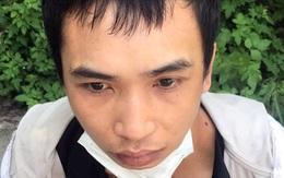 Hà Nội: Gã nghiện mặc áo Grab, cầm kim tiêm vào tiệm tạp hóa cướp tài sản